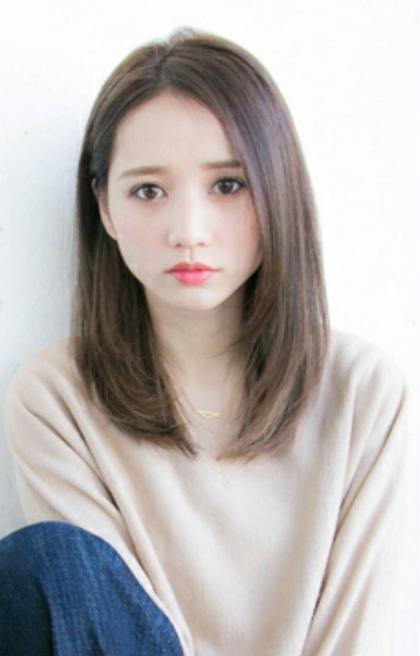 手塚紘将のミディアムのヘアスタイル