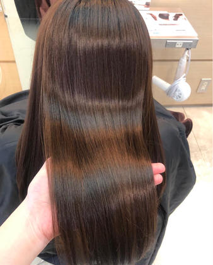 髪質改善1回目🌟
