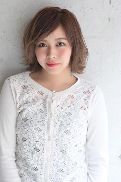 外ハネ GOSSIP HAIR所属・◆ 早坂ケースケのスタイル