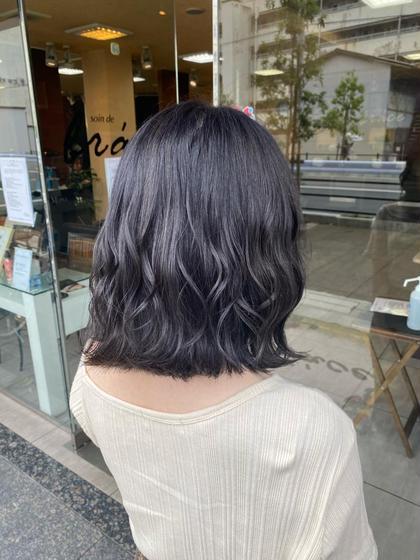 ☑️カット➕髪質改善トリートメント【頭皮マッサージ付】