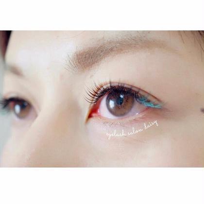 目尻にポイントカラー♩ Eyelash Salon Daisy所属・ArakomoChisaのフォト
