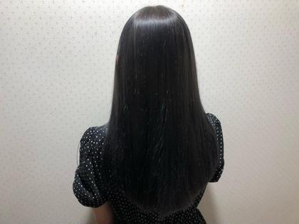 hair & makeEARTH平塚所属・大畑あかりのスタイル