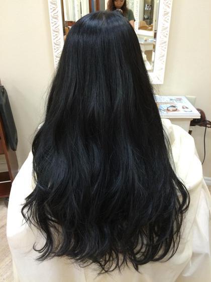 アッシュブラック hair&make ChouChou所属・松山仁美のスタイル
