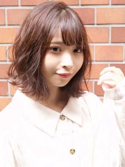 ✨前髪カット+カラー+4stepトリートメント✨+2000円でイルミナカラー🌈orフュージョニスト🌈に変更できます✨