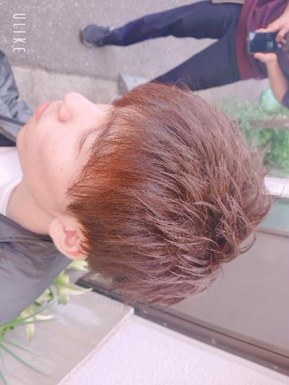 airs船橋店所属のSakamotoKanaのヘアカタログ