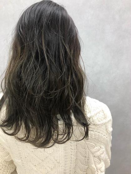 💝初回限定💝ハイライトorバレイヤージュ+2stepトリートメント+前髪カット(無料)10600円⇒7420円