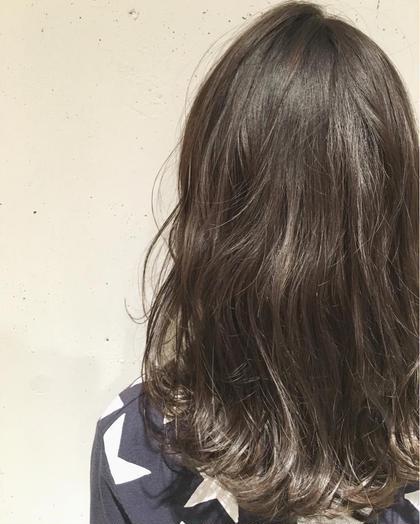 似合わせパーソナルヘアカラー&質感トリートメント