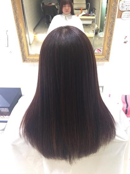index  hair 西大島所属・中村葉子のスタイル