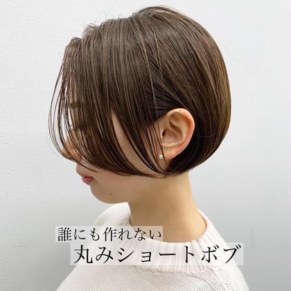 【人気No.1】カット・カラー✨6600円カウンセリング込み120分