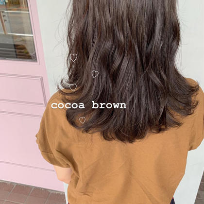 ⭐️大人気メニュー⭐️ カット+ヘアカラー+髪質改善トリートメント