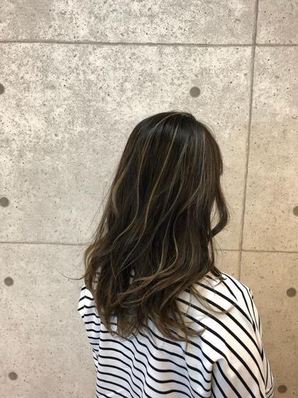 Hair DesignHaC所属の大山明洋のヘアカタログ