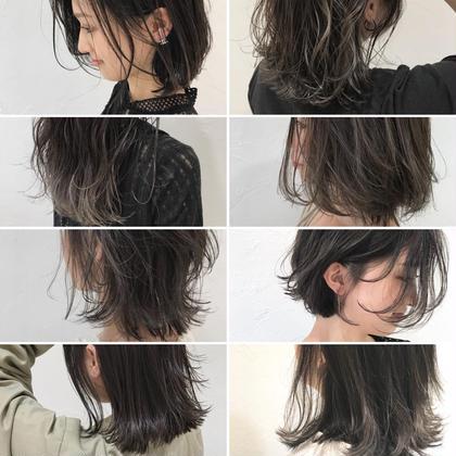 ♡やり放題♡ 🌈❤️💚カット➕ダメージレスカラー➕パーマ➕髪質改善トリートメント❤️💚🌈
