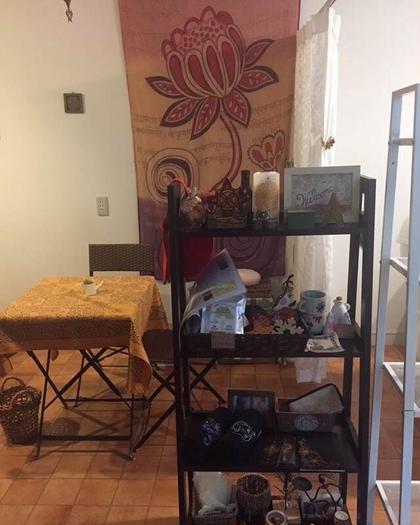 ヘナ ⭐️ホワイトヘナ ⭐️ジャグア ⭐️ブルーミングアート⭐️Days eye〜太陽の花〜 AlohaManaアロハマナ所属・AlohaMana草加Ohana店のフォト