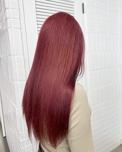 🌈ハイトーン × 髪質改善🌈ブリーチ➕お好きなカラー➕髪質改善プリンセストリートメント