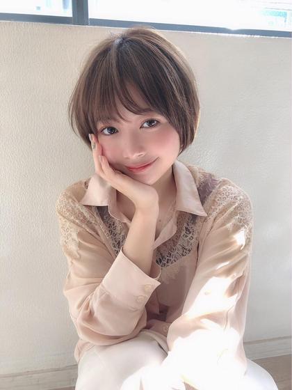 美容歴11年スタイリスト!minimo限定価格☆小顔カット3500円