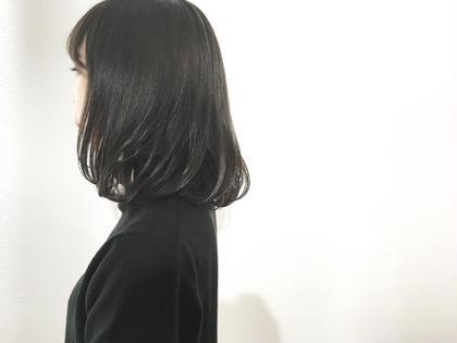ダークグレージュ! vicca 'ekolu所属・井上雄太のスタイル