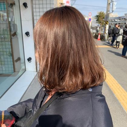 💐人気No.2 💐カット × デジタルパーマ