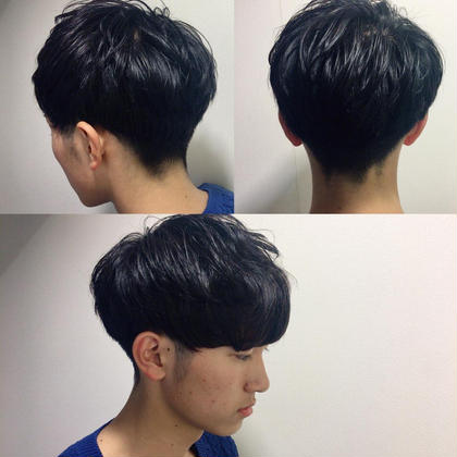鈴木志穂のメンズヘアスタイル・髪型
