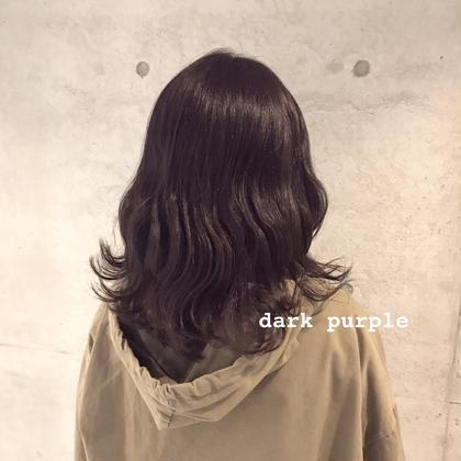 care color + treatment + hair arrange ¥4320