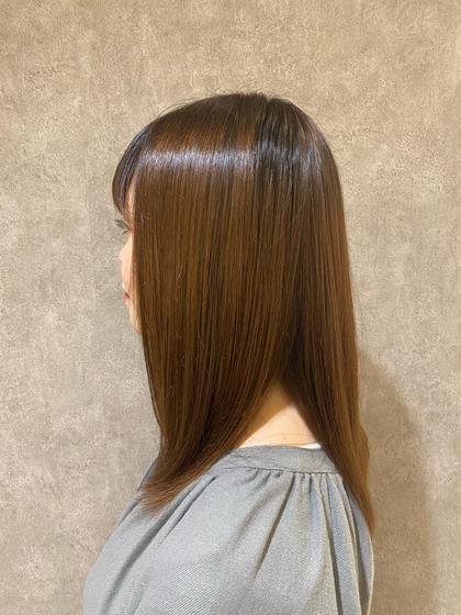 💡クオリッチ縮毛矯正✨髪質改善トリートメント⭐️