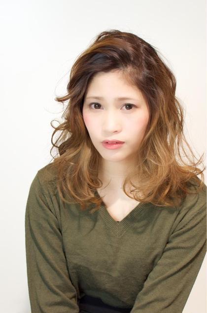 根元ローライトの外人風カラー kisa所属・ヤマダアキラのスタイル