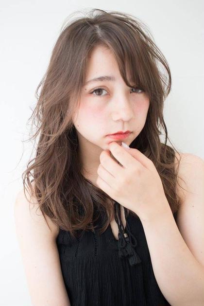 ⭐️学生限定⭐️似合わせカット & ワンメイク《カラー×1》 & うる艶トリートメント8000円