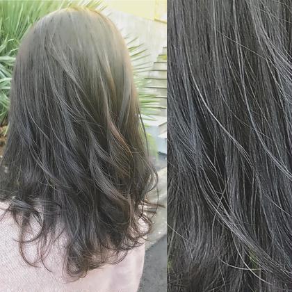 ❣️あなたの理想の髪色は?❣️大人気🦄パーソナルカラー診断+パーソナルカラー🦄+カット+3stepトリートメント