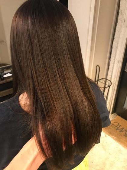 🌈髪質に悩んでる方オススメ🌈【カット】➕【イルミナカラー】➕【髪質改善トリートメント】