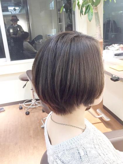 ☆外国人風アッシュグレー☆ ☆グレージュ☆ MOF HAIR SALON所属・イチハラショウのスタイル
