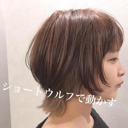 東京有名サロン直伝カット理論。ヘアスタイル撮影の為特別価格。事前スタイルカウンセリングさせて頂きます。