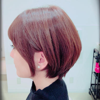 Ash 瀬谷店所属の矢澤温子のヘアカタログ