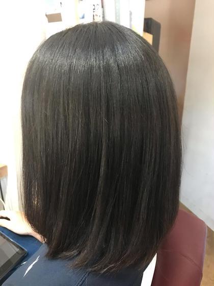 ✳極上のツヤ感✳【⠀💓キラ髪ストレートで髪質改善💓⠀】メンテナンスカット+キラ髪縮毛矯正+2stepトリートメント✨