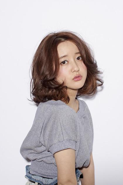 HAIR&MAKE EARTH宮崎昭栄店所属・アカミネリュウタロウのスタイル