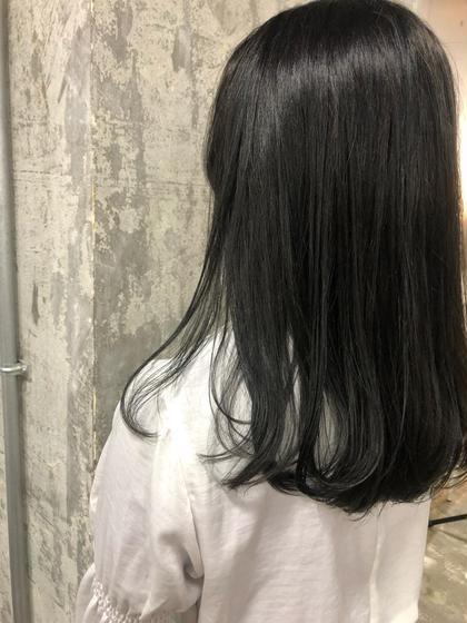 piahairdesign所属・北田寛甲のスタイル