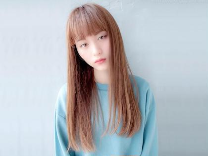 【毛髪改善率140%】イルミナカラ-+カット+TOKIOインカラミTr\19780→ \10800