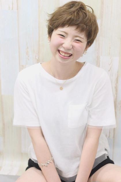 ☆プレミアムショート☆ LoRE hair coordinate所属・LoRE haircoordinateのスタイル
