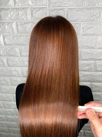 美髪ヘアエステ Aujua付💙髪質改善『サイエンスアクア』&Aujuaトリートメント