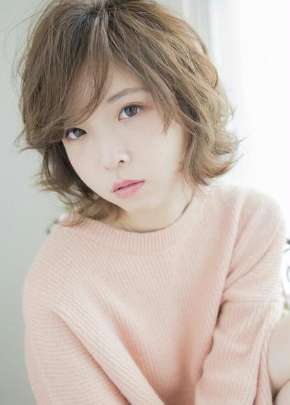 Hair make LUCIA所属・✂︎TASUKUのスタイル