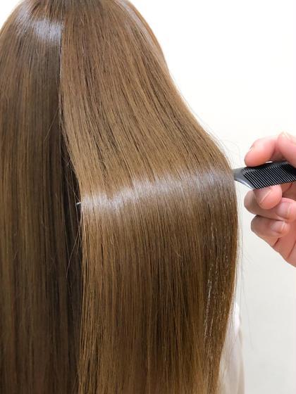 【髪質改善トリートメントコース】カット+髪質改善トリートメント