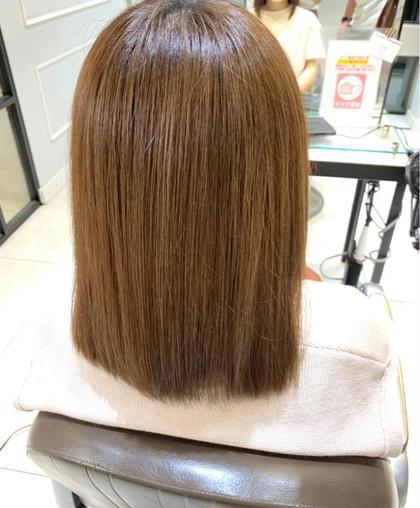 🔥くせ毛に悩んでいる方必見🔥【艶髪縮毛矯正✨】