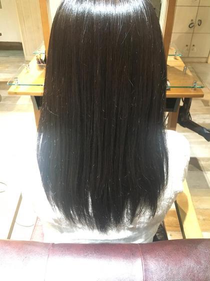 ⭐前髪カット&髪質改善酸熱トリートメント⭐