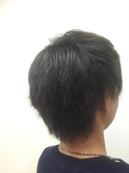 黒に近いグレー little×Porto所属・小坂隼斗のスタイル