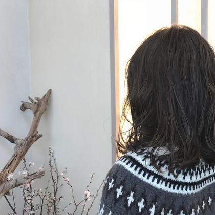 【限定】 外国人風の透明感カラー+カット+トリートメント