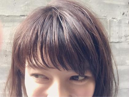 ✨前髪カット✂︎+前髪パーマ✨