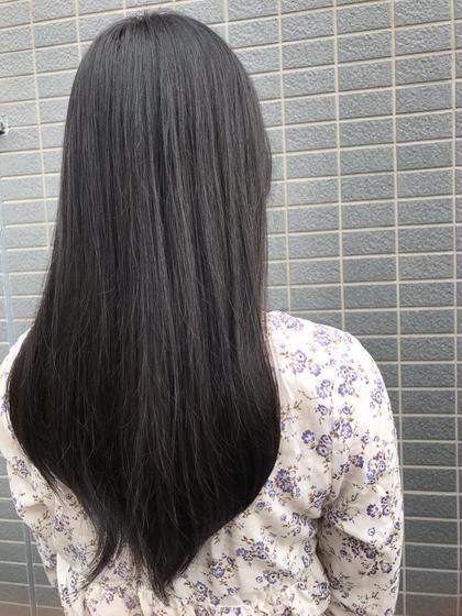 🌈期間限定✨[広がり、癖直し]縮毛矯正✨➕極潤トリートメント✨➕ヘッドスパ✨