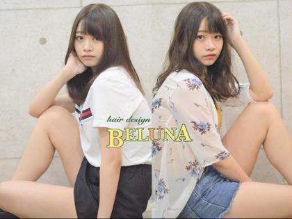 BELUNA所属のBELUNAベルナ