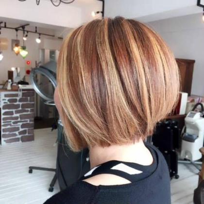 Hair&Spa FLEURS所属のMIKI
