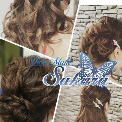 hair make Sakura所属の松本 真理子