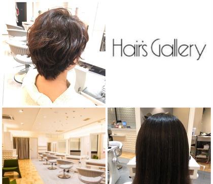 Hair's Gallery所属の阪上沙織