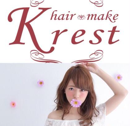 hair&makekrest梅田茶屋町店所属のhair&makekrest梅田茶屋町